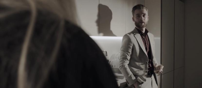 Screenshot from showreel scene